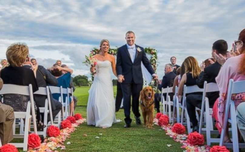 service dog best man