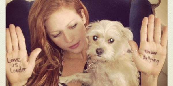Brittany Snow with Billie Jean